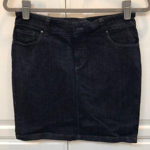 Ann Taylor - Denim Skirt